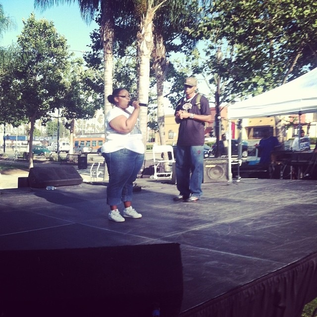 WSCD @ Leimert Park with WDC 3